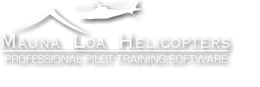 Mauna Loa Helicopters - Personal Training Software